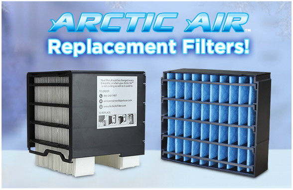 Arctic Air™ Replacement Filters